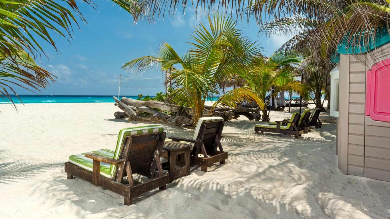 Flamingo Cancun Resort  Flamingo Cancun All Inclusive